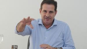 Vanderlan Cardoso: se eleito, poderá modernizar o importante programa Trabalhando com as Mãos | Foto: Fernando Leite/Jornal Opção