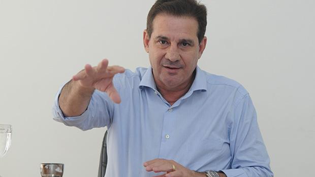 Vanderlan defende articulação política para driblar orçamento apertado da prefeitura
