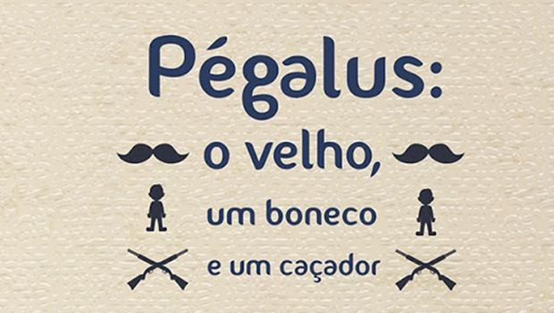 """Pernambucano W. Figueirôa lança seu primeiro romance, """"Pégalus"""""""