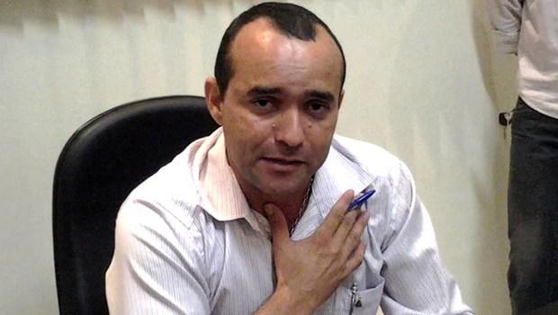 Fernando era da Saneago, deixou de ser da Saneago e agora será sem mandato