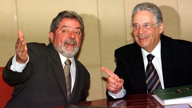 FHC refuta extinção do PT e espera que Lula não seja preso