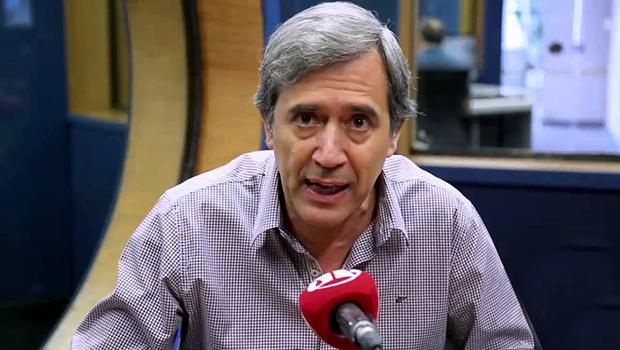 """Historiador Marco Antonio Villa: """"Eleitor disse  não ao projeto criminoso de poder do PT"""""""