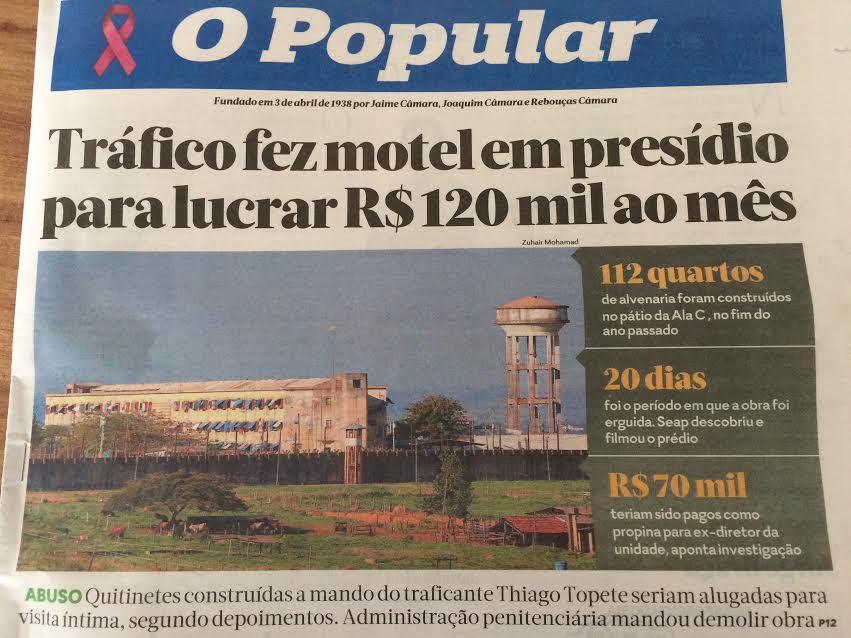 Venda da TV Anhanguera gera efeito colateral e O Popular vai promover demissões