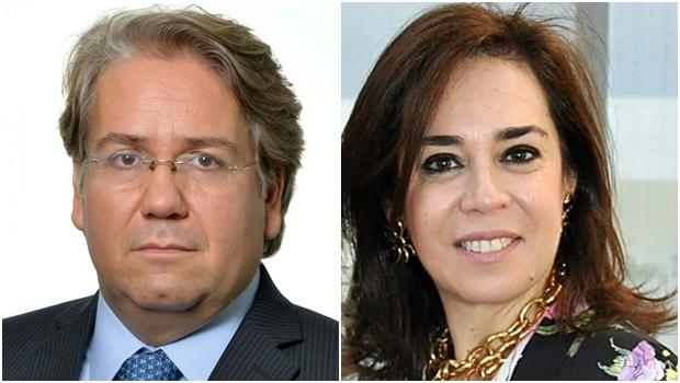Flávio Rodovalho e Renata Abalém | Fotos: divulgação