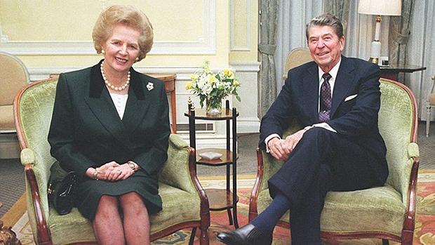 Margaret Thatcher e Ronald Reagan: uma relação política complexa mas proveitosa para os Estados Unidos, para a Inglaterra e para o mundo