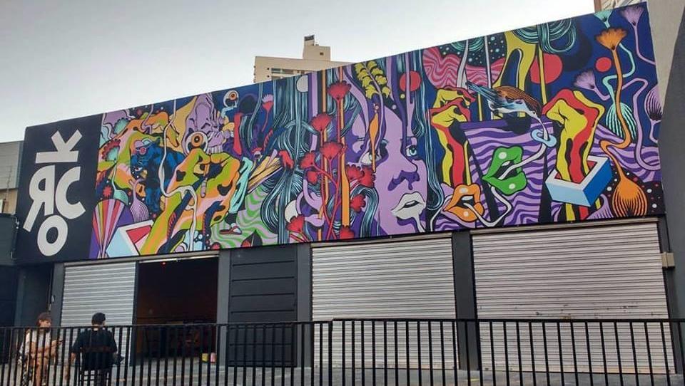 Rock, o mais novo pub e espaço cultural da capital goiana