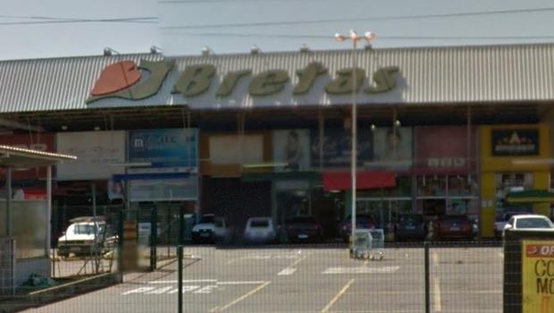 Procon interdita parte da unidade do Supermercado Bretas em Goiânia