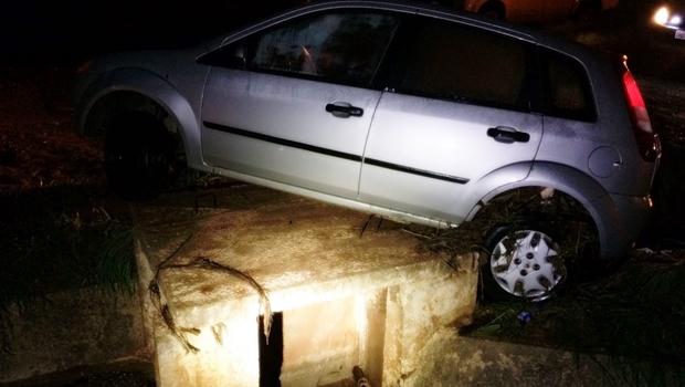 Chuva forte acabou provocando tragédia em Anápolis   Foto: Reprodução / PRF