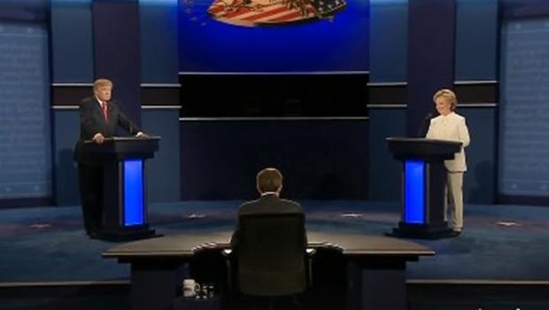 Em último debate, Trump diz que decidirá na hora se vai aceitar resultado das eleições