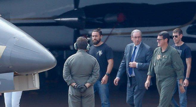 Prisão de Eduardo Cunha desmonta a narrativa petista