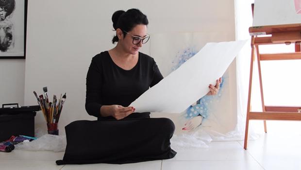 Artista Fabiana Queiroga celebra 15 anos de carreira com mostra especial