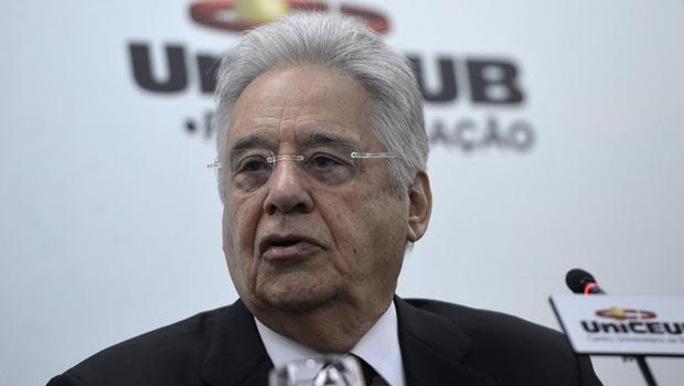 Ex-presidente Fernando Henrique Cardoso | Foto: Wilson Dias/ ABr
