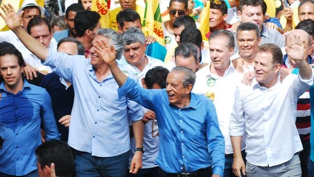 Iris Rezende confirma favoritismo e é eleito prefeito de Goiânia pela quarta vez