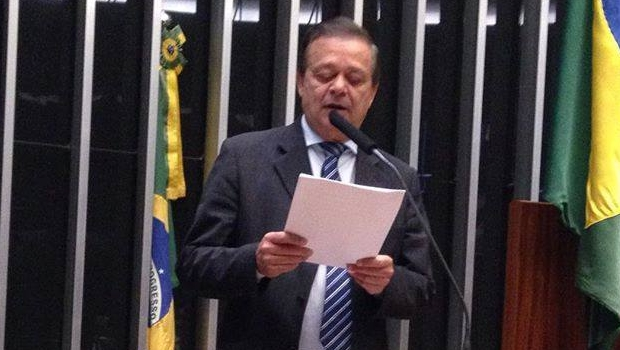 Parlamentar goiano relembrou trajetória política de Zé Gomes | Foto: Reprodução / Facebook