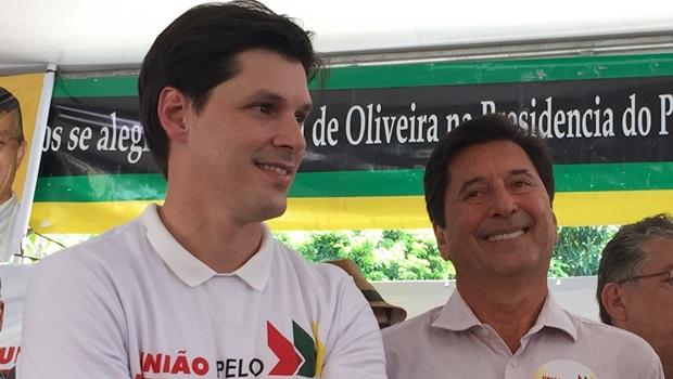 Maguito articula para Daniel Vilela e diz que não será candidato a governador