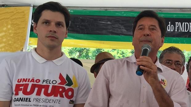 'Vitória' de Iris Rezende pode devastar o projeto eleitoral de Daniel e Maguito Vilela para 2018