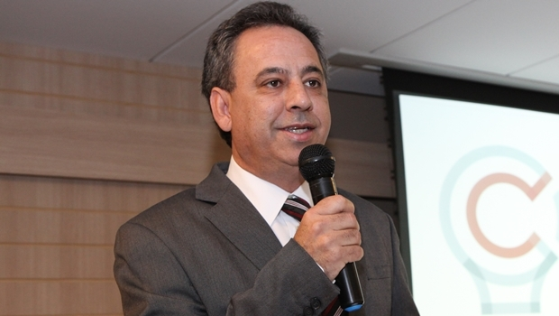 Presidente do Detran-GO, Manoel Xavier   Foto: Fernando Leite/ Jornal Opção
