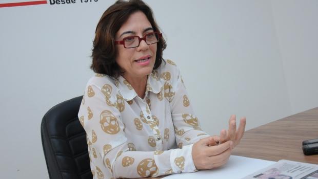 Vice-presidente do CAU-GO, Maria Ester afirma que a cidade do carro perde seu sentido | Foto: Renan Accioly/Jornal Opção
