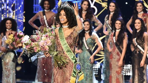 Representante do Paraná é eleita Miss Brasil 2016