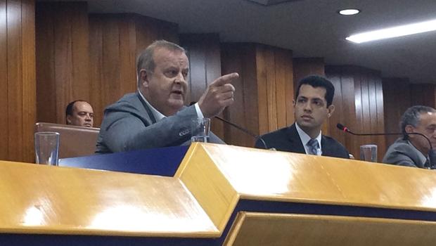 Paulo Garcia encerra prestação de contas após ser impedido de responder a ataque da oposição