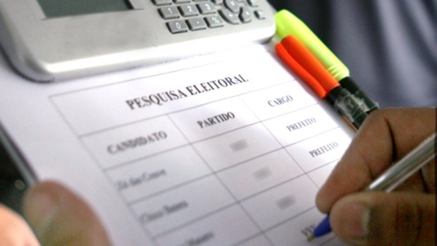 Justiça eleitoral multa Serpes por pesquisa irregular