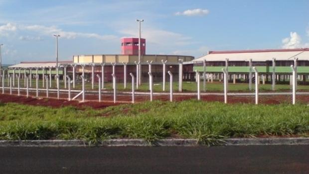 Presídio de Itumbiara | Foto: reprodução/ Correio do Sul Goiano