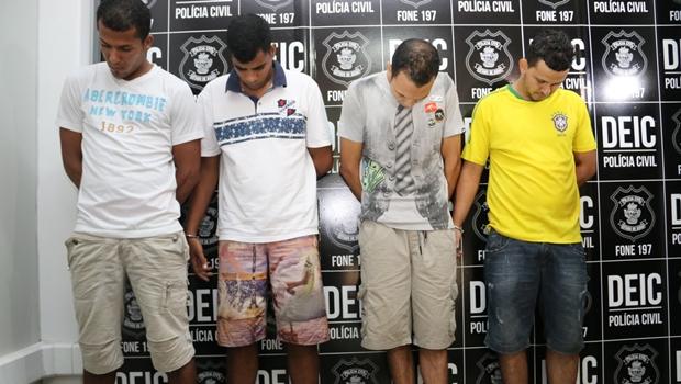 Carga roubada havia sido comercializada antes mesmo do crime | Foto: Jota Eurípedes