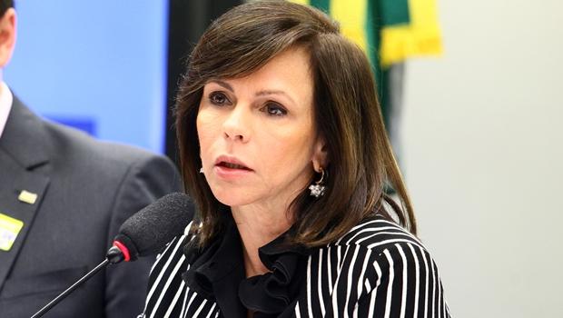 Dorinha foi a única deputada tocantinense a votar contra a PEC 241