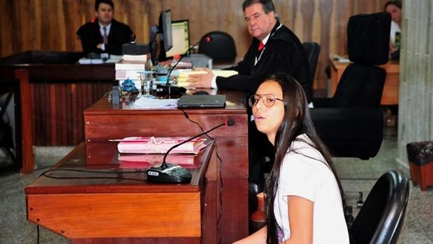 Testemunha de crime afirmou que Tiago não seria o autor dos disparos que vitimou Edimila Ferreira Borges | TJGO