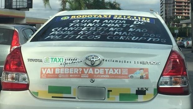 taxi-mensagem