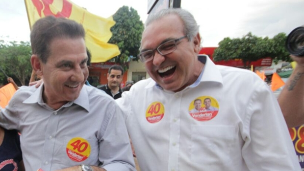 """Vanderlan está aberto ao diálogo, independente do partido político"", diz Jânio Darrot"