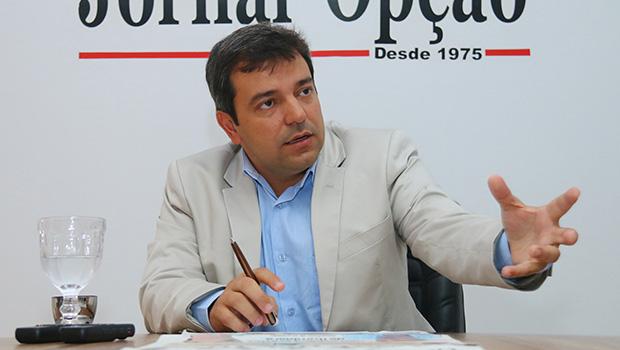 Vinicius Luz desmitifica gestão de Humberto Machado mas quer gerir Jataí olhando para frente