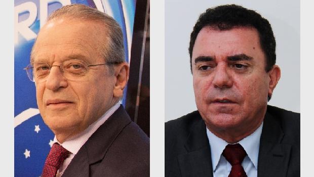 Tarso Genro e Luis Cesar Bueno: como não tem como se reinventar,  o PT pode incentivar a criação de uma frente política de esquerda