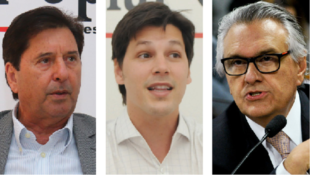 Maguito Vilela diz que Daniel Vilela é candidato a governador e ponto final