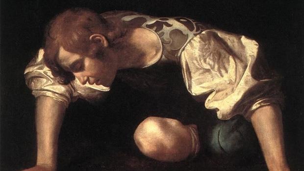 Narciso, de Caravaggio