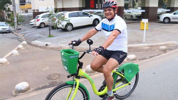 Bicicleta compartilhada chega para confirmar que espaço para ciclistas em Goiânia é conquista definitiva