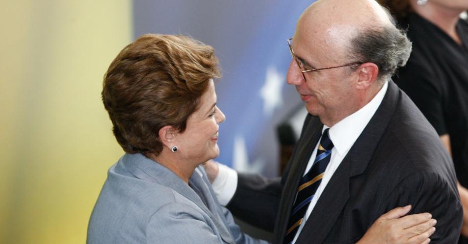 Livro revela motivo pelo qual Dilma Rousseff rejeitou Henrique Meirelles como ministro