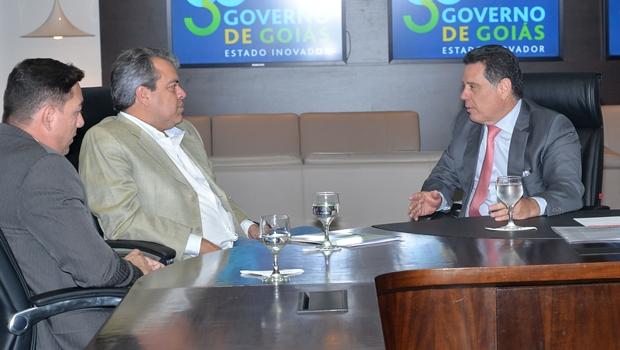 Audiências de Marconi com prefeitos eleitos são elogiadas por oposicionistas