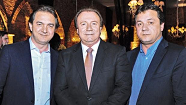 Joesley Batista, Júnior Friboi e Wesley Batista: irmãos que multiplicaram o crescimento da JBS Friboi; Júnior não pertence mais ao grupo