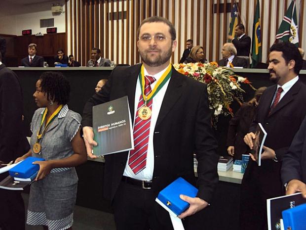 Junior Divino Fideles, procurador do Incra, diz que não deu parecer favorável à negociação de quase meio bilhão de reais