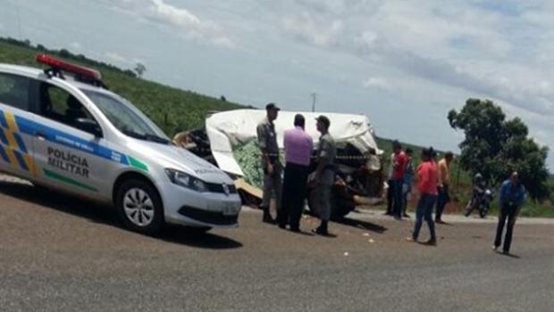 Morre mais uma criança vítima de acidente com kombi escolar no oeste goiano