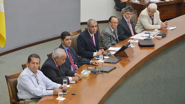 Deputados do Tocantins discutem mudanças no Igeprev