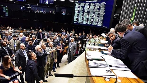 Matéria será votada ainda nesta quinta-feira (24) | Foto: Zeca Ribeiro / Câmara dos Deputados