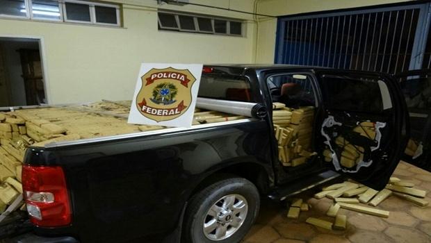 PF prende quadrilha de tráfico internacional de drogas que movimentou mais de R$ 1 bi