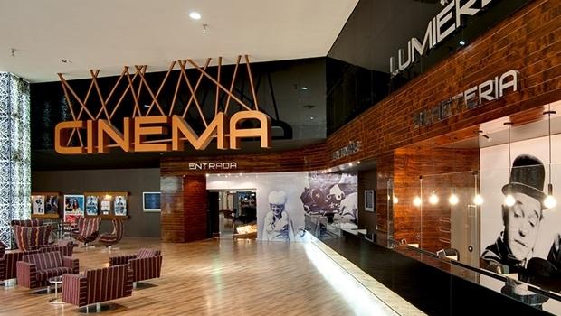Cinema Lumière no Shopping Bougainville | Divulgação