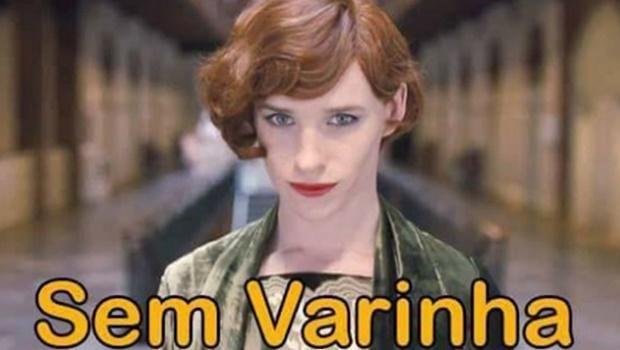 """Internautas detonam página após """"piada"""" com ator que interpretou transexual"""