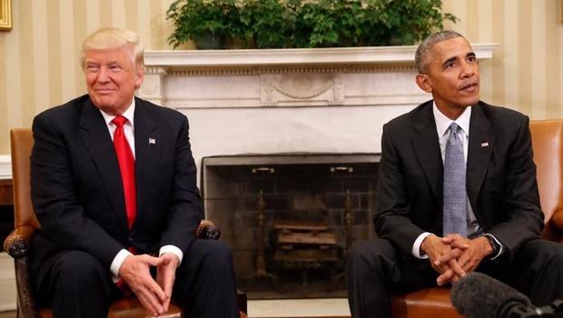 """Donald Trump diz que Obamacare """"em breve será história"""""""