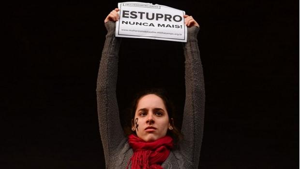 Brasil registra mais de cinco estupros por hora em 2015