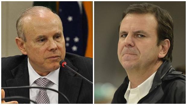 Eduardo Cunha chama Mantega e Eduardo Paes como testemunhas de defesa