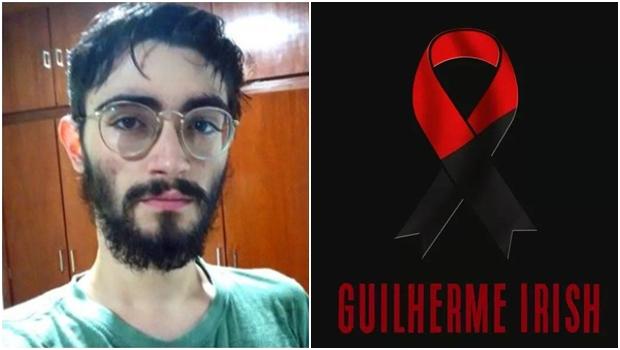 Movimento em homenagem a jovem assassinado pelo pai toma as redes sociais